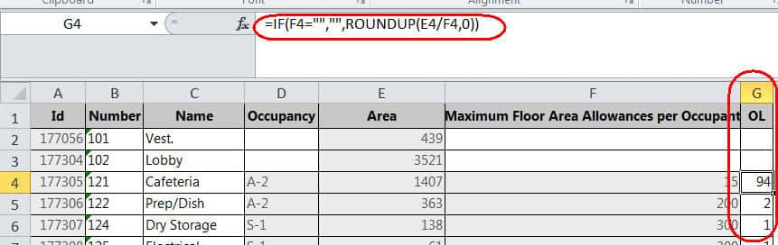 Occupancy Estimates with Room or Area Revit Elements   Ideate BIMLink
