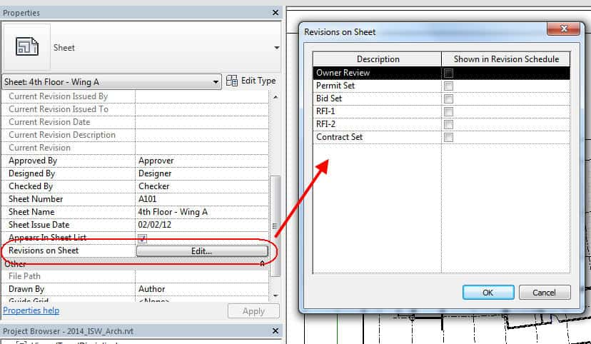 Manage Revit Sheet-Based Revisions | Ideate BIMLink