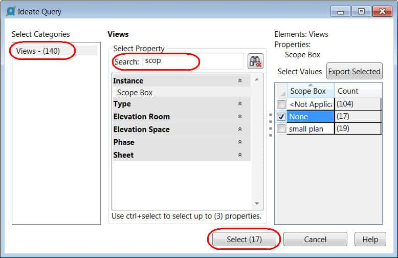 Common Examples to Using Ideate Query | Ideate Explorer | Revit