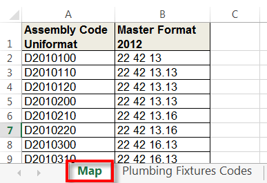 Associating MasterFormat Numbers to Model Elements With Ideate BIMLink