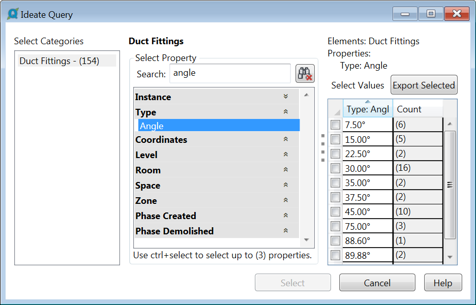 Query with Ideate Explorer
