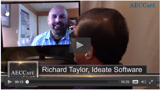 Richard Taylor AECCafe Interview